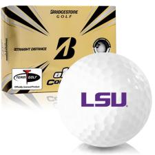 Bridgestone e12 Contact LSU Tigers Golf Balls