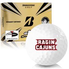 Bridgestone e12 Contact Louisiana Ragin' Cajuns Golf Balls