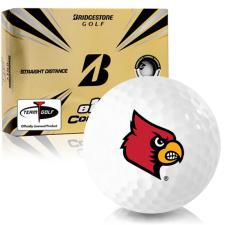 Bridgestone e12 Contact Louisville Cardinals Golf Balls