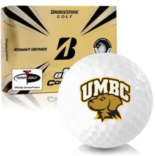 Bridgestone e12 Contact Maryland Baltimore County Retrievers Golf Balls