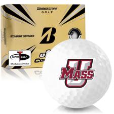 Bridgestone e12 Contact UMass Minutemen Golf Balls