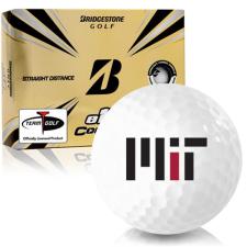 Bridgestone e12 Contact MIT - Massachusetts Institute of Technology Golf Balls