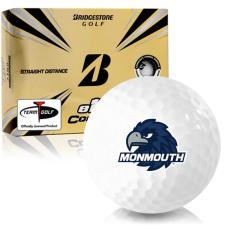 Bridgestone e12 Contact Monmouth Hawks Golf Balls