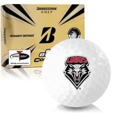 Bridgestone e12 Contact New Mexico Lobos Golf Balls