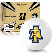 Bridgestone e12 Contact North Carolina A&T Aggies Golf Balls