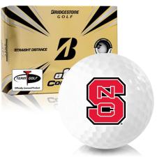 Bridgestone e12 Contact North Carolina State Wolfpack Golf Balls