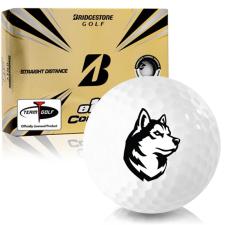 Bridgestone e12 Contact Northeastern Huskies Golf Balls