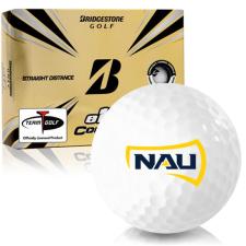 Bridgestone e12 Contact Northern Arizona Lumberjacks Golf Balls
