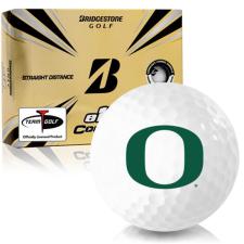 Bridgestone e12 Contact Oregon Ducks Golf Balls