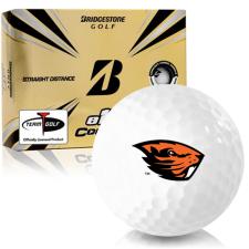 Bridgestone e12 Contact Oregon State Beavers Golf Balls