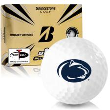 Bridgestone e12 Contact Penn State Nittany Lions Golf Balls