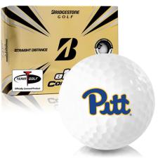 Bridgestone e12 Contact Pittsburgh Panthers Golf Balls
