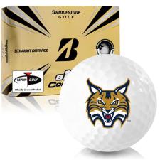Bridgestone e12 Contact Quinnipiac Bobcats Golf Balls