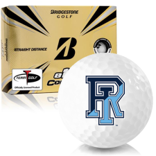 Bridgestone e12 Contact Rhode Island Rams Golf Balls