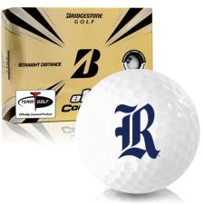 Bridgestone e12 Contact Rice Owls Golf Balls