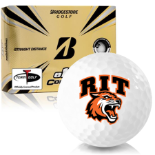 Bridgestone e12 Contact RIT - Rochester Institute of Technology Tigers Golf Balls