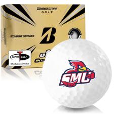 Bridgestone e12 Contact Saint Mary's of Minnesota Cardinals Golf Balls