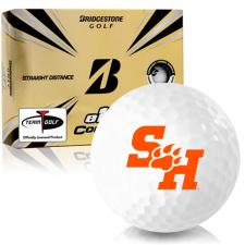 Bridgestone e12 Contact Sam Houston State Bearkats Golf Balls