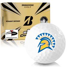 Bridgestone e12 Contact San Jose State Spartans Golf Balls