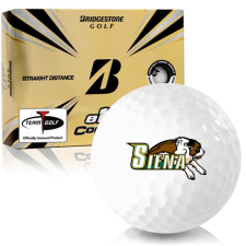 Bridgestone e12 Contact Siena Saints Golf Balls
