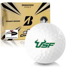 Bridgestone e12 Contact South Florida Bulls Golf Balls