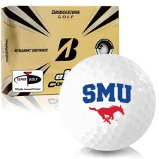 Bridgestone e12 Contact SMU Mustangs Golf Balls