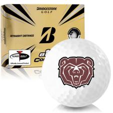 Bridgestone e12 Contact Southwest Missouri State Bears Golf Balls