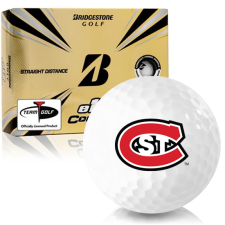 Bridgestone e12 Contact St. Cloud State Huskies Golf Balls