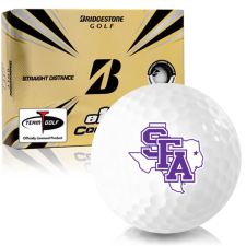Bridgestone e12 Contact Stephen F. Austin Lumberjacks Golf Balls