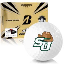 Bridgestone e12 Contact Stetson Hatters Golf Balls