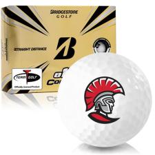Bridgestone e12 Contact Tampa Spartans Golf Balls