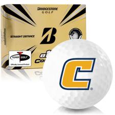 Bridgestone e12 Contact Tennessee Chattanooga Mocs Golf Balls