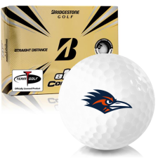 Bridgestone e12 Contact UTSA Roadrunners Golf Balls