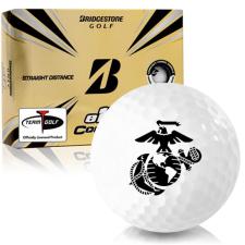 Bridgestone e12 Contact US Marine Corps Golf Balls