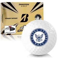 Bridgestone e12 Contact US Navy Golf Balls