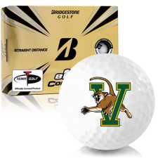 Bridgestone e12 Contact Vermont Catamounts Golf Balls