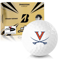 Bridgestone e12 Contact Virginia Cavaliers Golf Balls