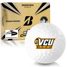 Bridgestone e12 Contact Virginia Commonwealth Rams Golf Balls