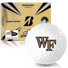 Bridgestone e12 Contact Wake Forest Demon Deacons Golf Balls