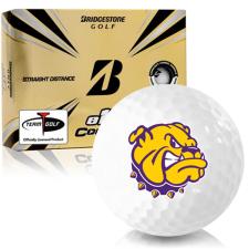 Bridgestone e12 Contact Western Illinois Leathernecks Golf Balls