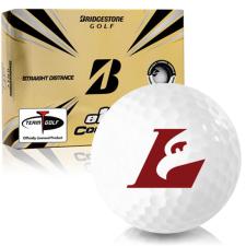 Bridgestone e12 Contact Wisconsin La Crosse Eagles Golf Balls