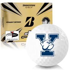 Bridgestone e12 Contact Yale Bulldogs Golf Balls