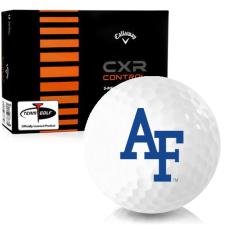Callaway Golf CXR Control Air Force Falcons Golf Balls