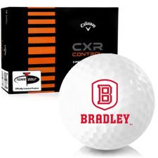 Callaway Golf CXR Control Bradley Braves Golf Balls