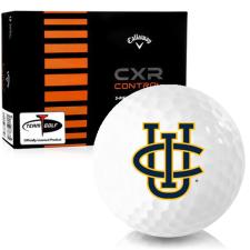 Callaway Golf CXR Control Cal Irvine Anteaters Golf Balls