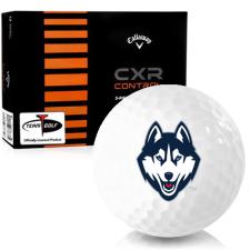 Callaway Golf CXR Control UConn Huskies Golf Balls