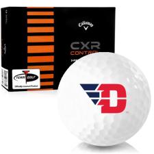 Callaway Golf CXR Control Dayton Flyers Golf Balls
