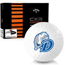 Callaway Golf CXR Control Drake Bulldogs Golf Balls