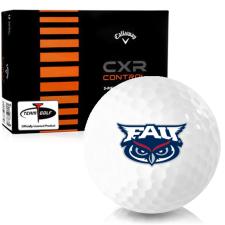 Callaway Golf CXR Control Florida Atlantic Owls Golf Balls