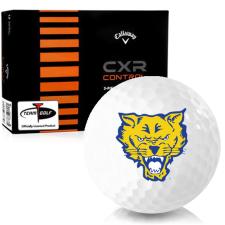 Callaway Golf CXR Control Fort Valley State Wildcats Golf Balls